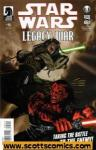 Star Wars Legacy War (2011 mini series)