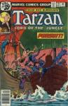 Tarzan (1977 2nd series Marvel)