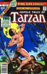 Tarzan (1977 2nd series Marvel) Annual