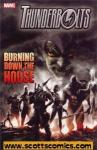 Thunderbolts Burning Down The House TPB