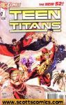 Teen Titans (2011 4th series)