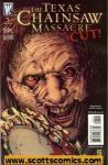 Texas Chainsaw Massacre Cut (2007 one shot) (Mature Readers)