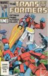 Transformers (1984-1991 1st series Marvel)