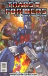 Transformers Animated Movie Adaptation (2006 mini series)