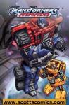 Transformers Armada TPB (Dreamwave)