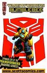 Transformers Bumblebee (2010 mini series)