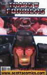 Transformers Escalation (2006 mini series IDW)
