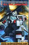 Transformers All Hail Megatron (IDW) (2008 mini series)