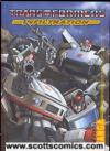 Transformers Infiltration Manga (digest sized)  (IDW)