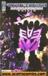 Transformers Megatron Origin (IDW) (2006 mini series)