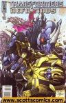 Transformers Nefarious (IDW) (2010 mini series)