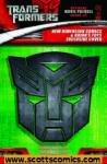 Transformers Prime Directive Movie Prequel  (2007 mini series)