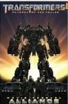 Transformers Revenge of the Fallen Movie Prequel Alliance TPB
