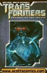 Transformers Revenge of the Fallen Movie Prequel Defiance TPB