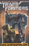 Transformers Revenge of the Fallen Official Movie Adaptation TPB