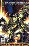 Transformers Tales of the Fallen (2009 mini series)