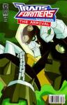 Transformers Animated The Arrival (2008 mini series)