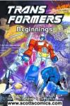 Transformers Beginnings TPB  (Titan)
