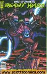 Transformers Beast Wars The Ascending (2007 mini series)