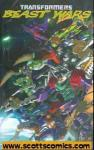 Transformers Beast Wars The Ascending TPB