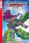 Transformers Armada Cinemanga TPB (digest sized)