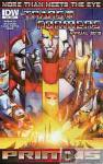 Transformers More Than Meets The Eye Annual (2012 series)