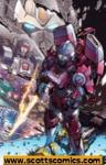 Transformers Spotlight Arcee (2008 one shot)
