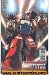 Transformers Spotlight Cliffjumper  (2009 one shot)