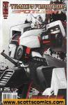 Transformers Spotlight Drift (2009 one shot)