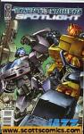 Transformers Spotlight Jazz  (2007 one shot)