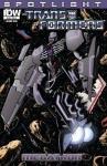 Transformers Spotlight Megatron (2013 one shot)