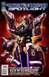 Transformers Spotlight Sixshot  (2007 one shot)