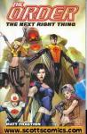 Order Vol 1 TPB The Next Right Thing