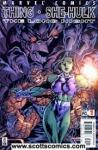 Thing and She-Hulk The Long Night (2002 one shot)