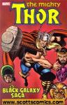 Thor The Black Galaxy Saga TPB