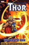 Thor The Death of Odin TPB