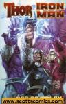 Thor Iron Man God Complex TPB
