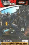 Transformers Movie Sequel Reign of Starscream (IDW) (2008 mini series)