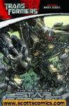 Transformers Movie Sequel Reign of Starscream TPB  (IDW)