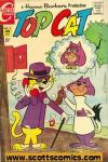 Top Cat (2nd series Charlton 1970 - 1973)