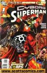 Tales of the Sinestro Corps Cyborg Superman (2007 one shot)