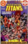 New Teen Titans (1984 2nd series) Annual