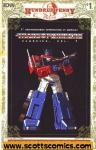 Transformers Classics (2011 one shot)