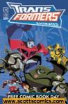 Transformers Animated FCBD Edition  (2008 one shot)