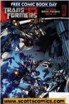 Transformers Movie Prequel FCBD (2008 one shot)