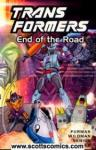 Transformers End of the Road TPB  (Titan)