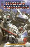 Transformers Infiltration TPB (IDW)