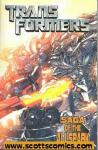 Transformers Movie Prequel Saga Of Allspark TPB (IDW)