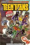 Teen Titans Jam Packed Action Vol 1 Digest