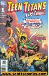 Teen Titans Lost Annual (2008 one shot)